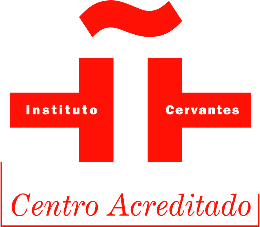 Logo Instituto Cervantes - Centro acreditado